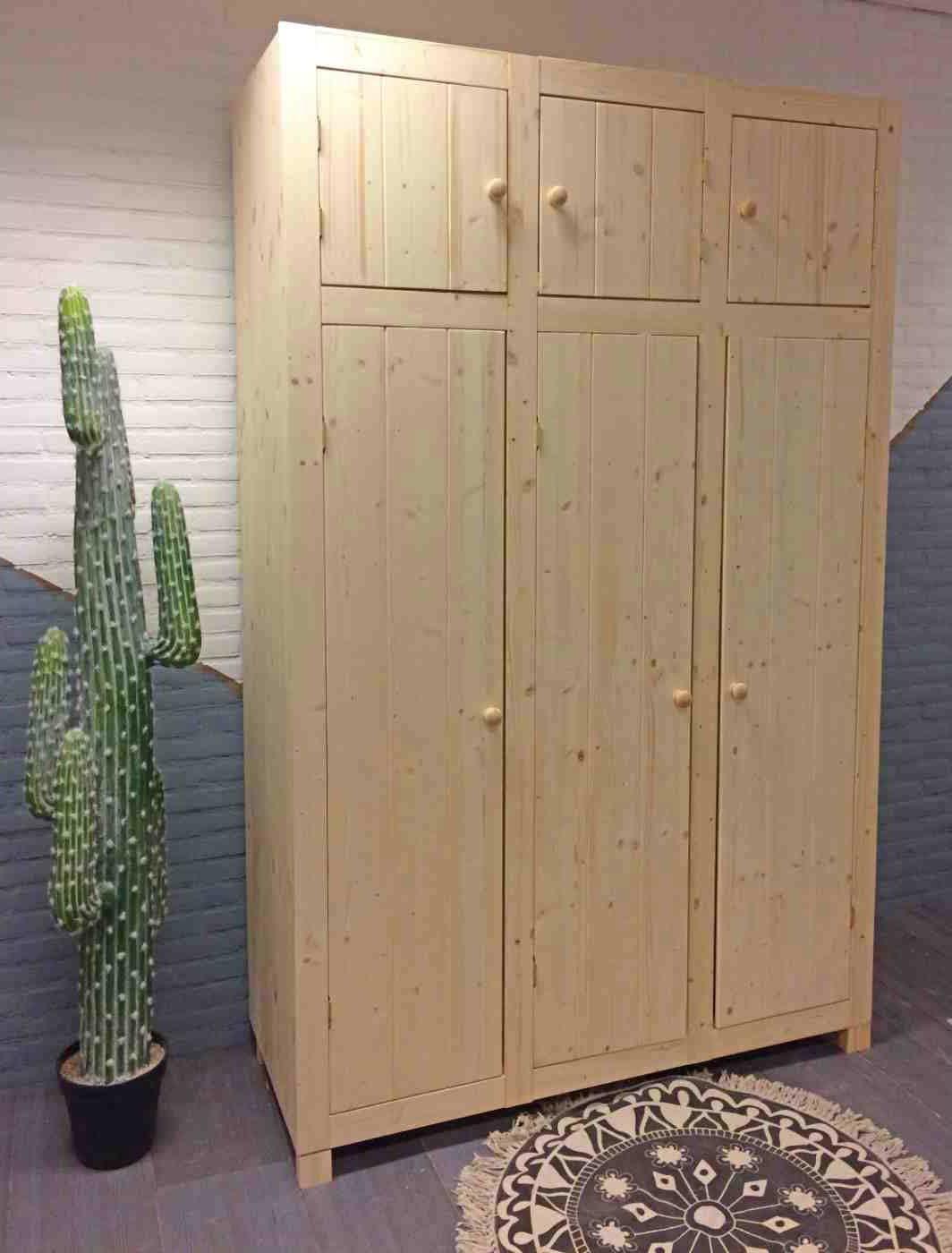 2x3 deurs kast Ameland
