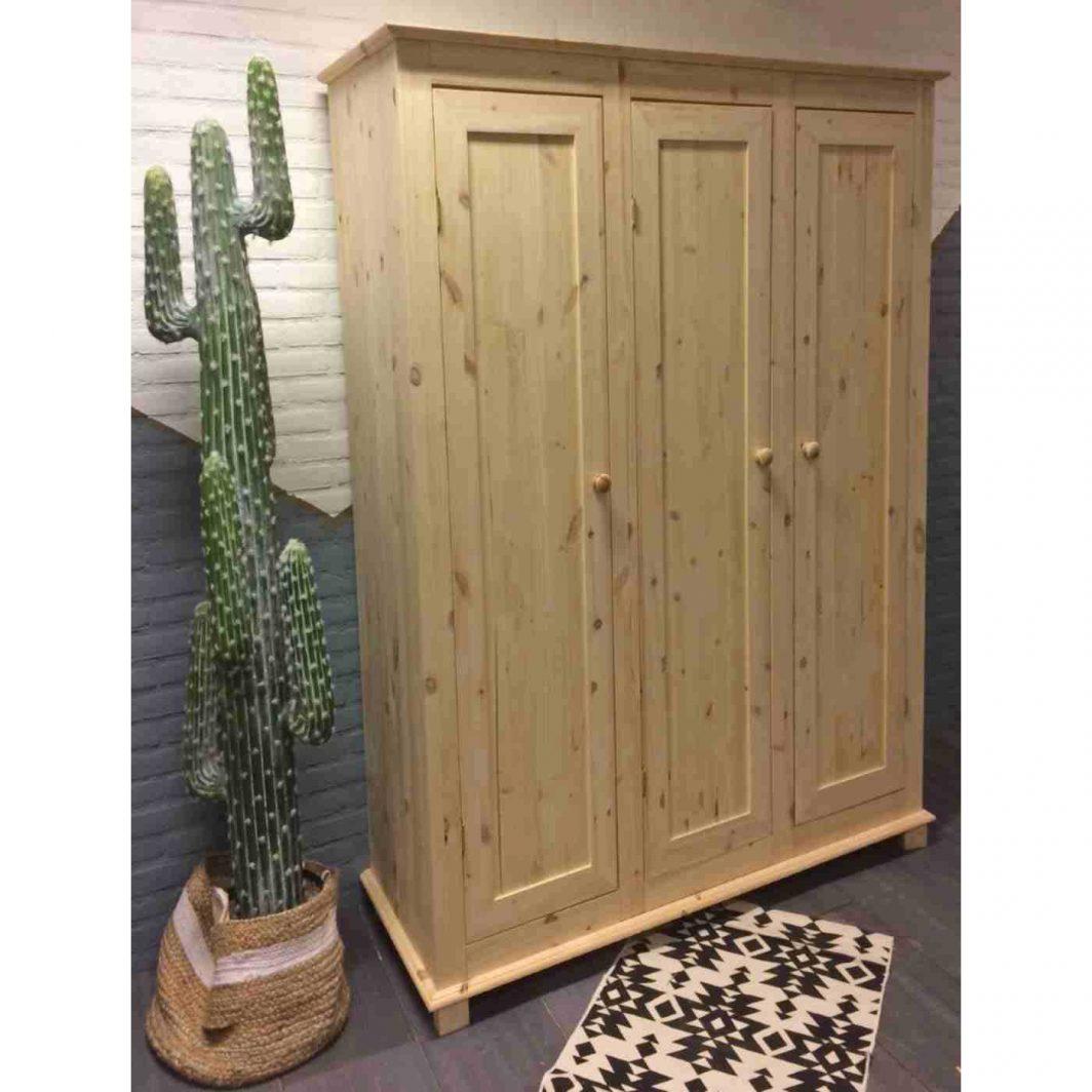 3 deurs kast