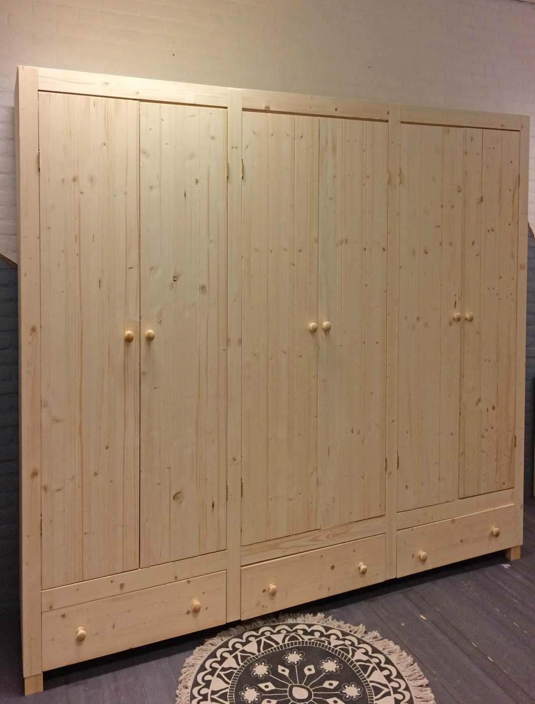 6 deurs Ameland + laden