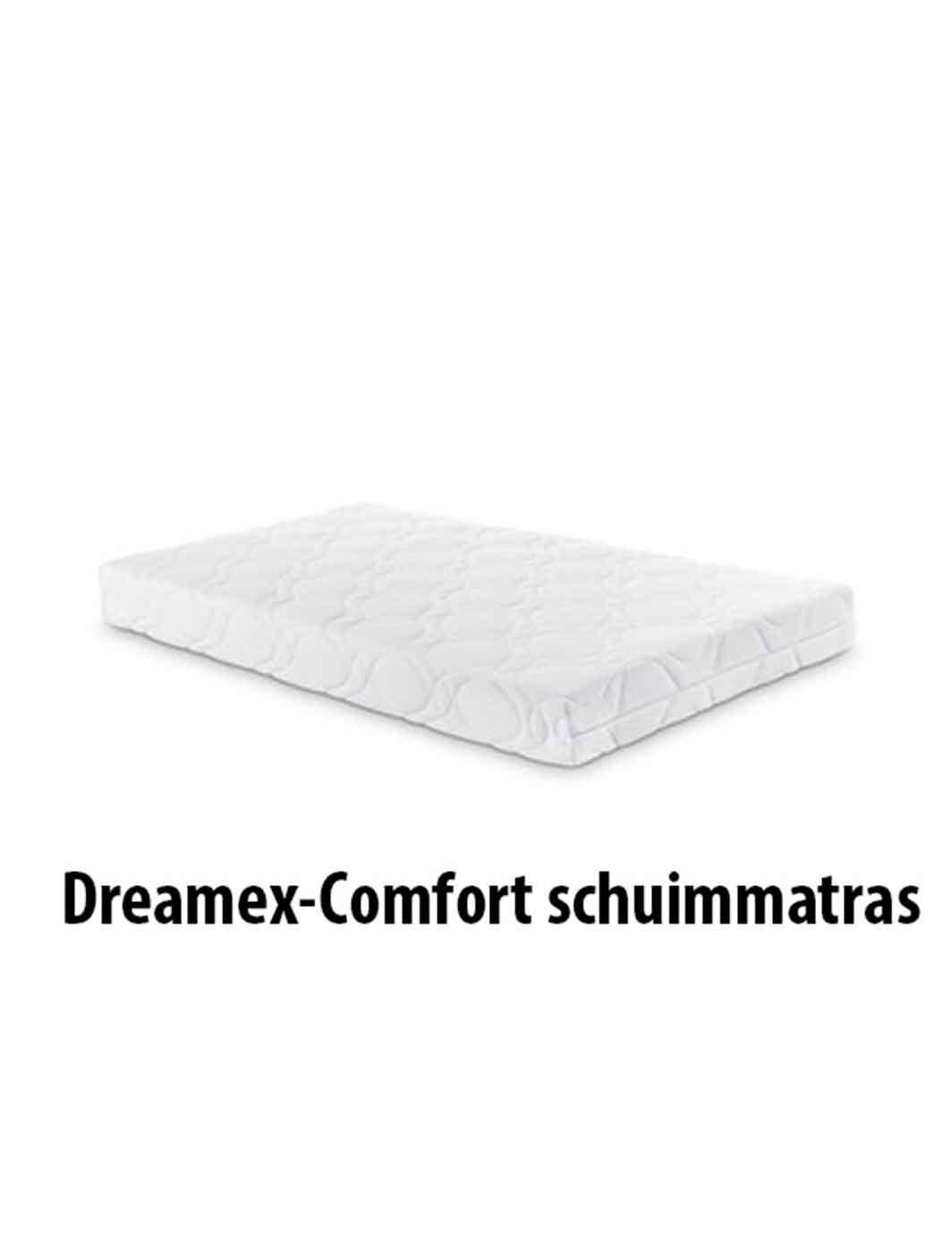 Dreamex-Comfort-Schuimmatras