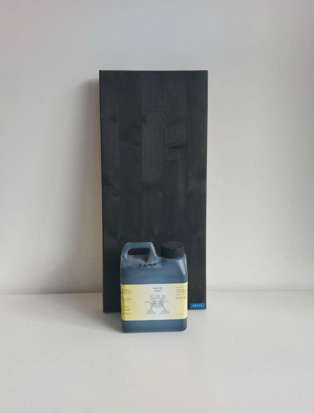 Zwarte Beits P9005