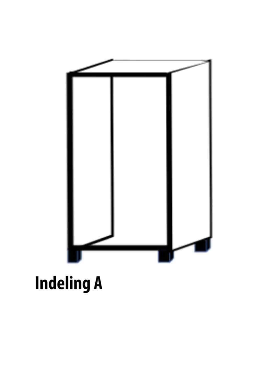 Tweedeurs-Indeling-A