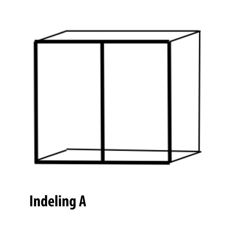 4 deurs indeling variant A