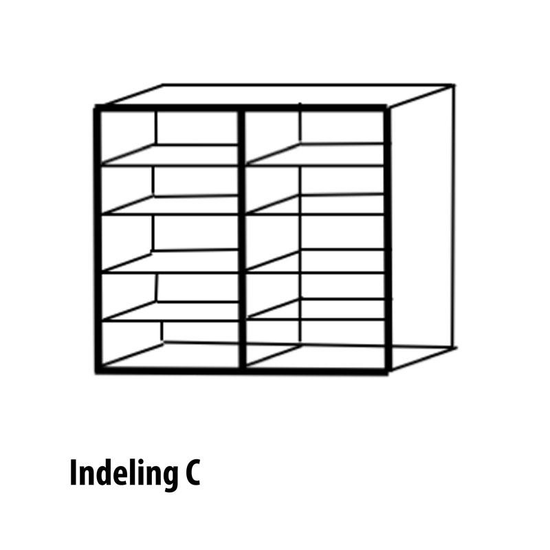 deurs indeling variant C