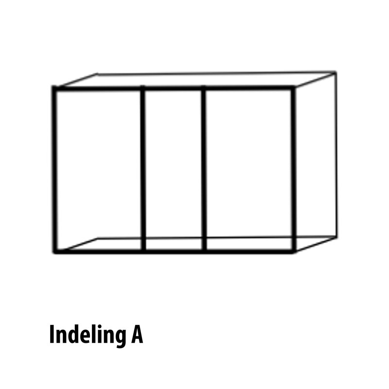 5 deurs indeling A