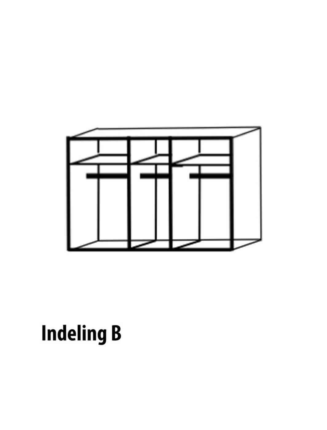 Vijfdeurs-Indeling-B