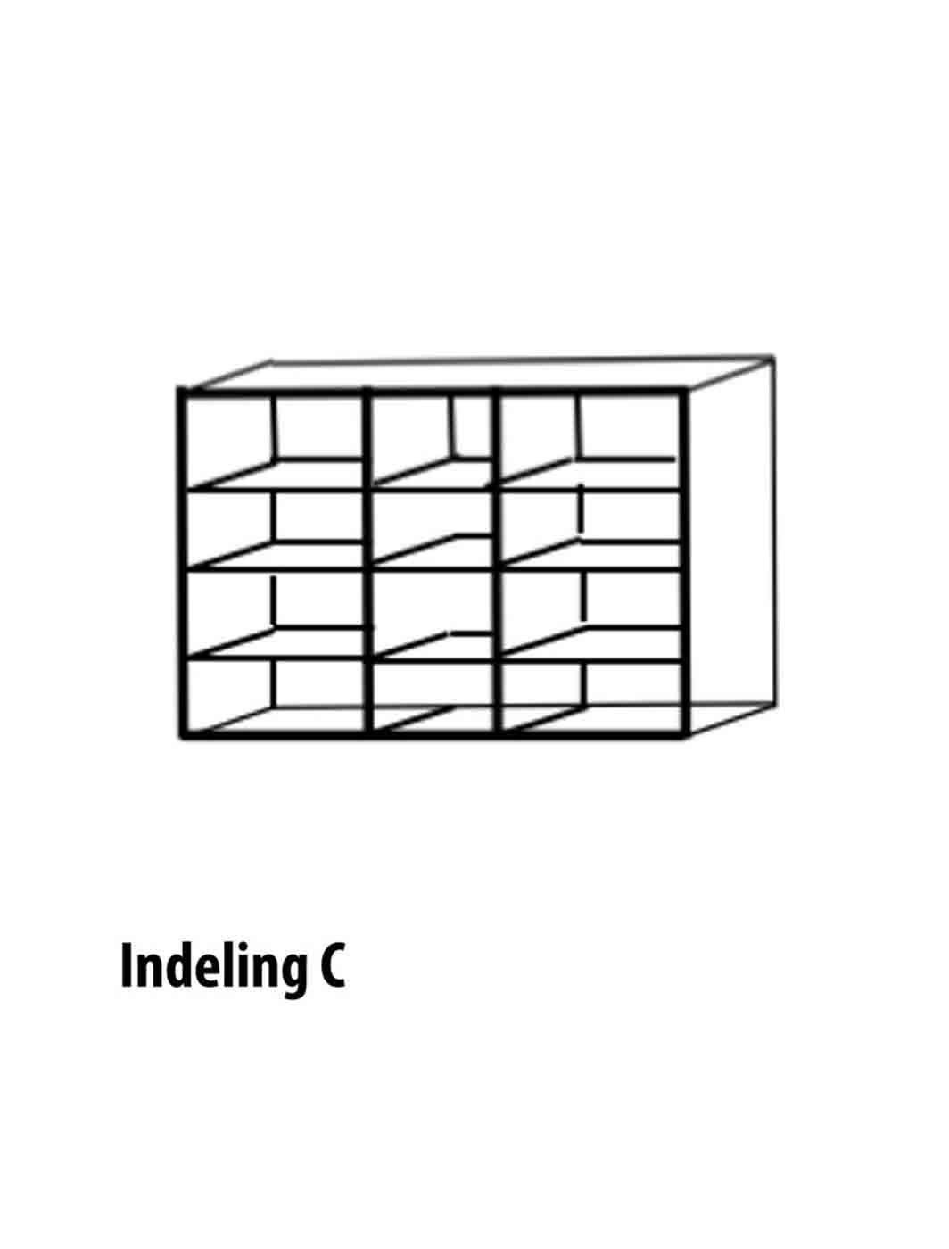 Vijfdeurs-Indeling-C