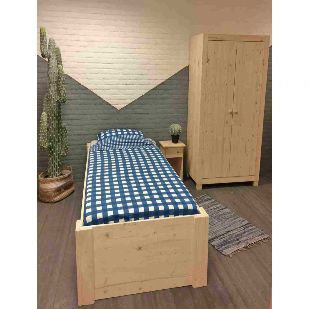 Bed Jeanet + kast