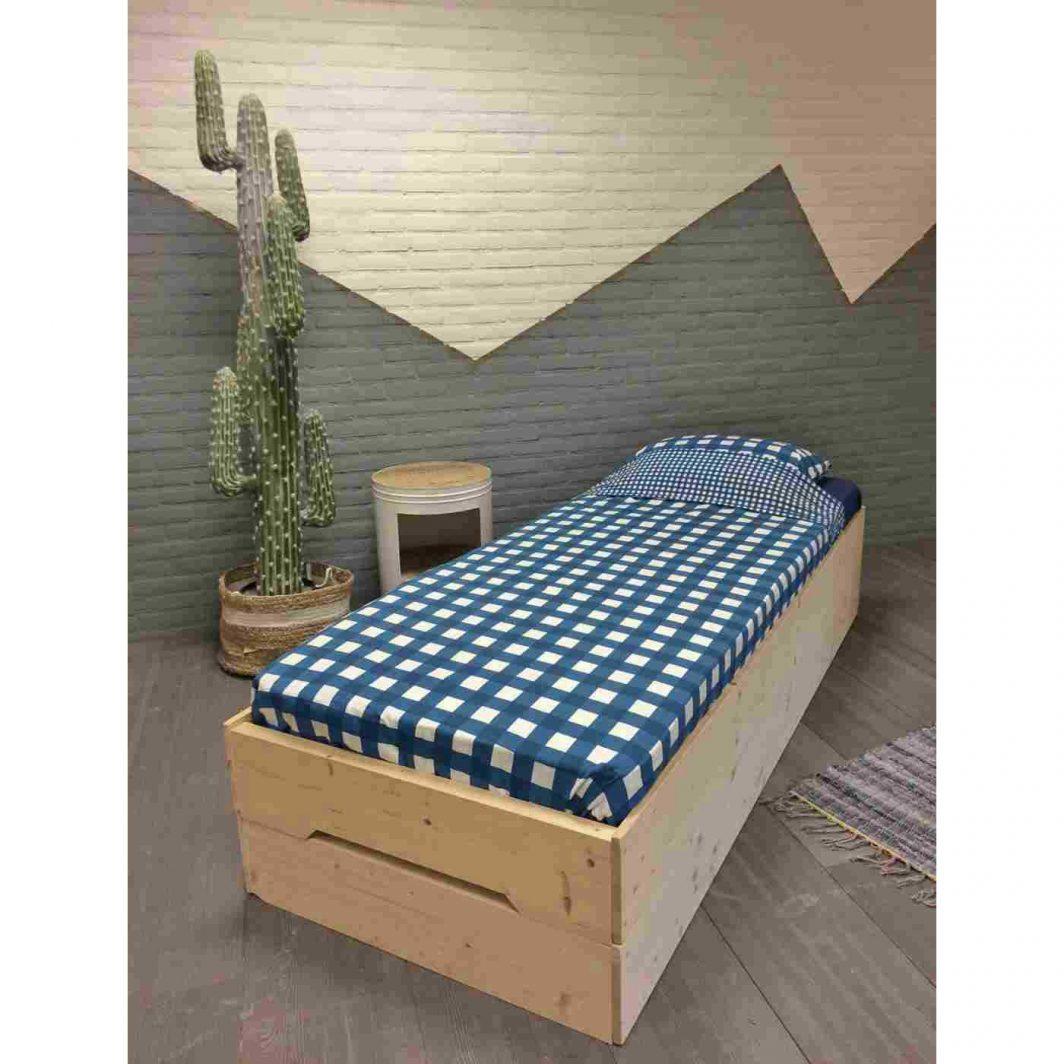 logeerbed stapelbaar bed